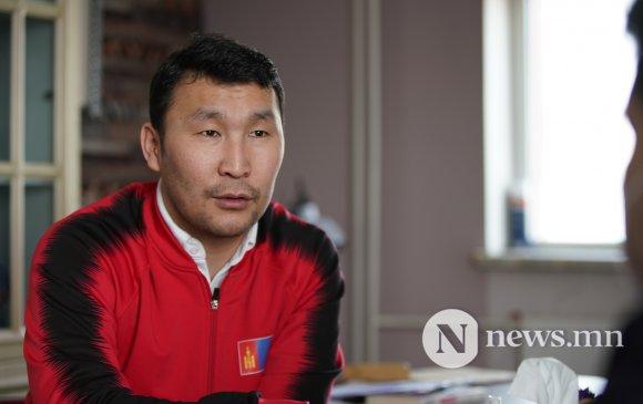 """""""Монголын волейболчид олон улсад амжилт үзүүлэхэд ойрхон байна"""""""