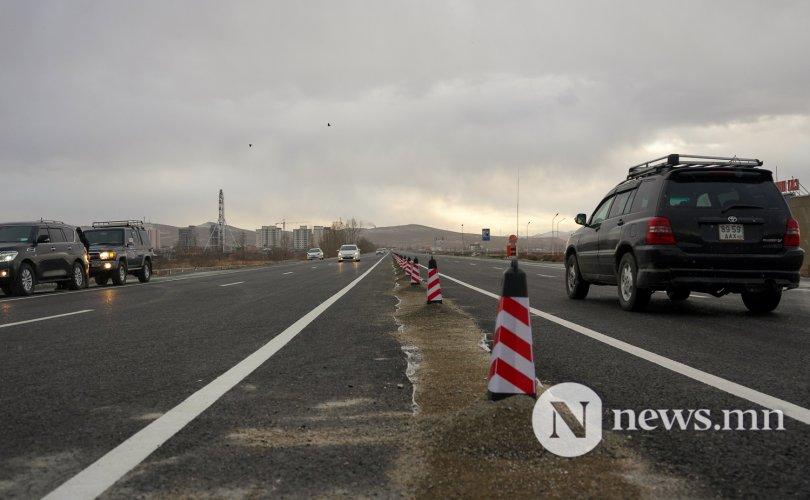 Дарханы автозамын 130 км-ыг ашиглалтад оруулжээ
