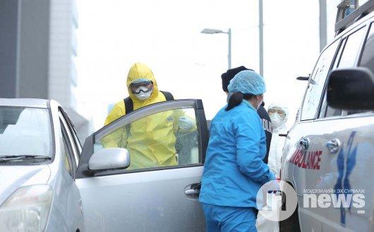 ЭМЯ: 2188 хүнээс халдвар илэрч, 10 хүн нас барлаа