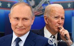 Путин Байденыг нээлттэй цахим мэтгэлцээнд дуудав