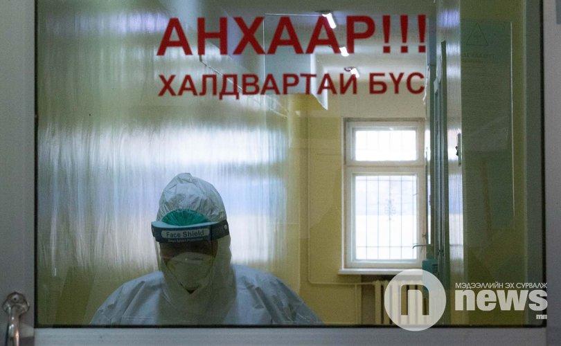 ЭМЯ: Вакцинд туйлын эсрэг заалт гэж бий