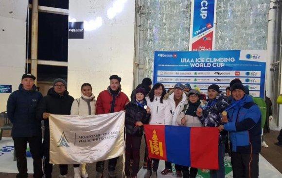 Уулын спортын тамирчид дэд ерөнхийлөгчөөсөө 900 еврогийн шагналаа нэхэв