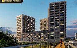 """""""Мишээл Резиденс"""" орон сууцны төсөл Хан-Уул дүүрэгт хэрэгжиж байна"""