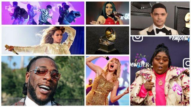 """""""Grammy Awards""""-ийн шилдгүүд тодорлоо"""