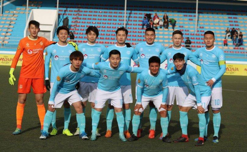 Атлетик 220 баг Хонг Конгт гурван тоглолт хийнэ