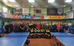 Монголын ширээний теннисний шигшээ баг Дохаг зорилоо