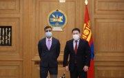 АХБ-ны Монгол Улсыг хариуцсан захирал Павит Рамачандраныг хүлээн авч уулзав