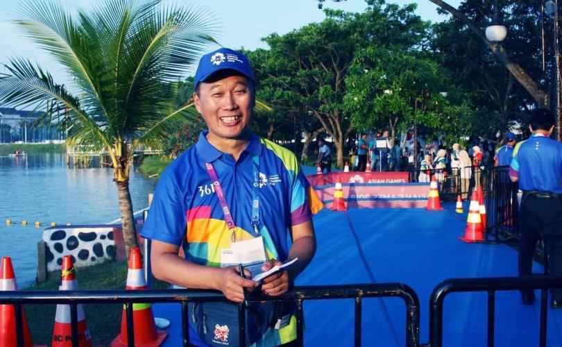 Б.Цагаанбаатар Токио-2020 паралимпийн шүүгчээр сонгогдлоо