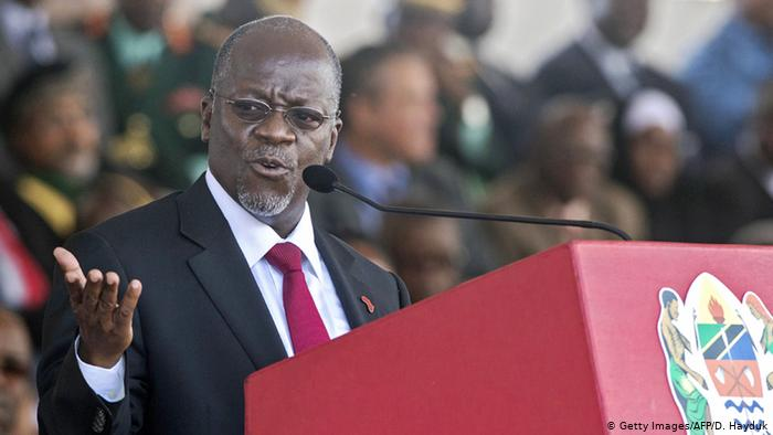 Цар тахлыг үл ойшоогч Танзанийн Ерөнхийлөгч нас баржээ