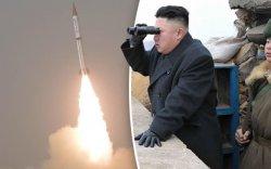 Хойд Солонгос дахин пуужин харвалаа