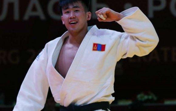 Г.Алтанбагана Тбилисийн их дуулгаас хүрэл медаль хүртлээ