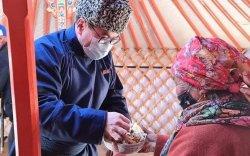 Ц.Анандбазар гамшигт өртсөн иргэдэд 80 гаруй сая төгрөгийн тусламж хүргэжээ