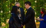 Николас Кэйж япон найз бүсгүйтэйгээ гэрлэжээ