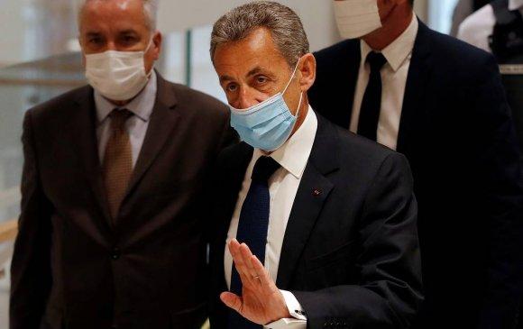 Николя Саркозид гурван жилийн хорих ял оноов