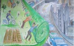 Монгол сурагчийн бүтээл дэлхийн үзэсгэлэнд шалгарчээ