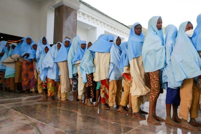 Kidnapped schoolgirls released, in Zamfara