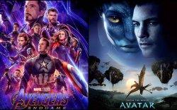 """""""Аватар"""" кино орлогоороо дахин тэргүүлсэнд """"Marvel"""" баяр хүргэв"""