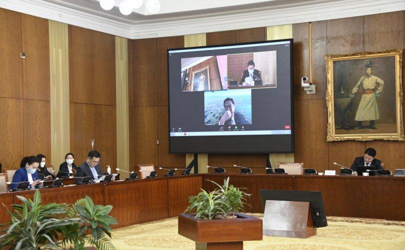 ЭЗБХ: Статистикийн салбарыг хөгжүүлэх үндэсний хөтөлбөрийн биелэлтийг хэлэлцэв