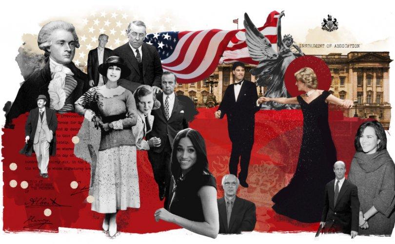 Британийн хаант засаглалд нөлөөлсөн Америкчууд