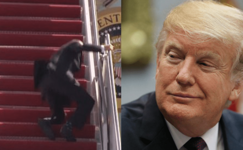 Трамп: Би ийм хүнд ялагдаагүй шүү