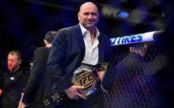 """UFC: Дана Уайтын """"бүгдийг нь"""" төлөвлөгөө"""
