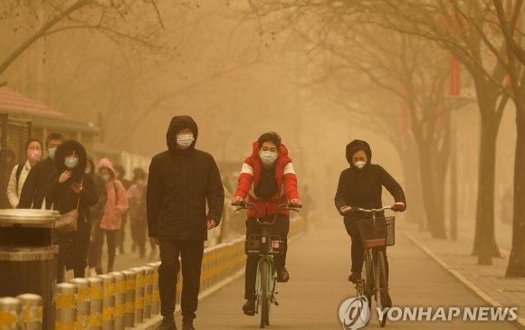 Бээжингийн агаарыг сайжруулахын тулд Монголтой хамтрах хэрэгтэй