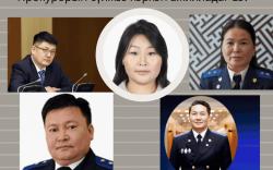 Улсын ерөнхий прокурорын орлогч М.Чинбат нарын прокуроруудын шинэ сүлжээ задарлаа