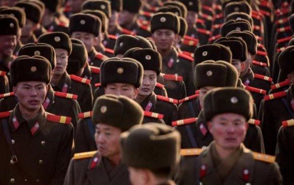 Хойд Солонгосын хилийн 6 харуул зэвсэгтэйгээ Хятад руу дүрвэжээ