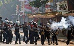 НҮБ: Мьянмарт цэргийнхний эсрэг жагсаалд 18 хүн амь үрэгдлээ