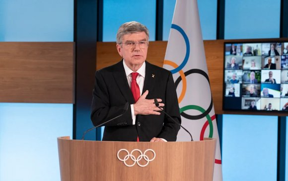 Олон улсын олимпийн хороог Томас Бах 2025 он хүртэл удирдана