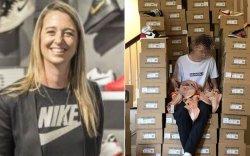 """""""Nike""""-ийн дэд захирал хүүгийнхээ бизнесээс болж ажлаа өглөө"""