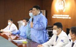 ЗГ: Эмч, эмнэлгийн ажилтнуудад 2.8 тэрбум төгрөгийн дэмжлэг өгнө