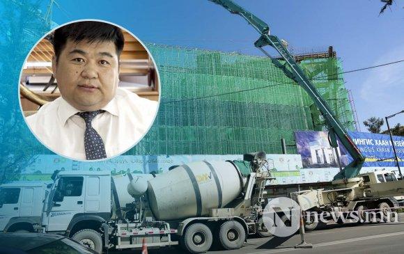 """С.Чулуун: """"Чингис хаан"""" музейн захирлыг өлхөн хийж чадна"""