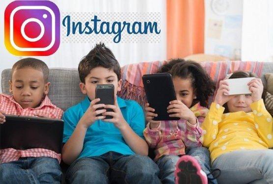"""6-13 насны хүүхдэд зориулсан """"Instagram"""" бүтээнэ"""