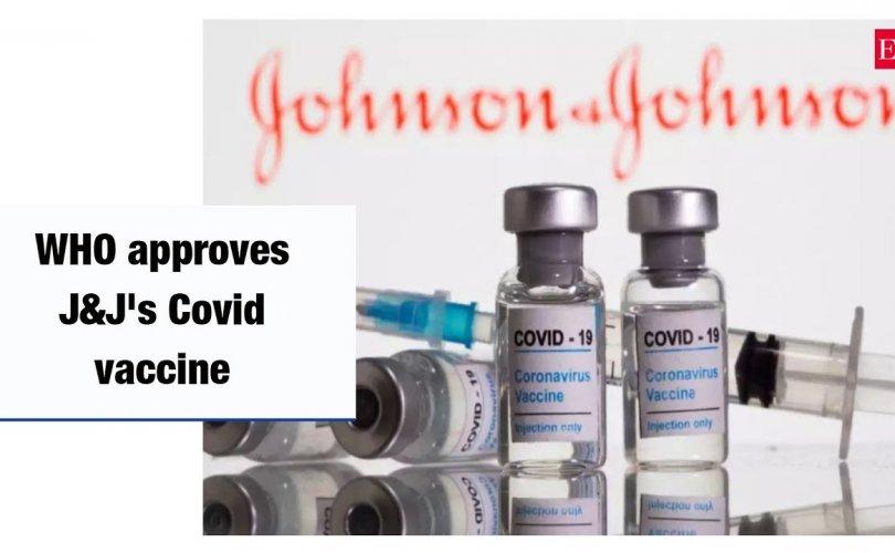 """ДЭМБ """"Johnson & Johnson""""-ий вакцинд зөвшөөрөл олголоо"""