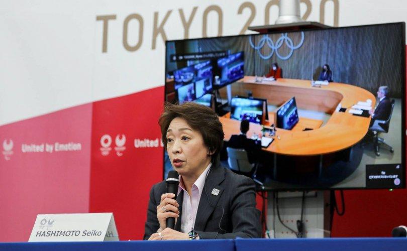 Токиогийн олимпийг гадаадын үзэгчгүй зохион байгуулна