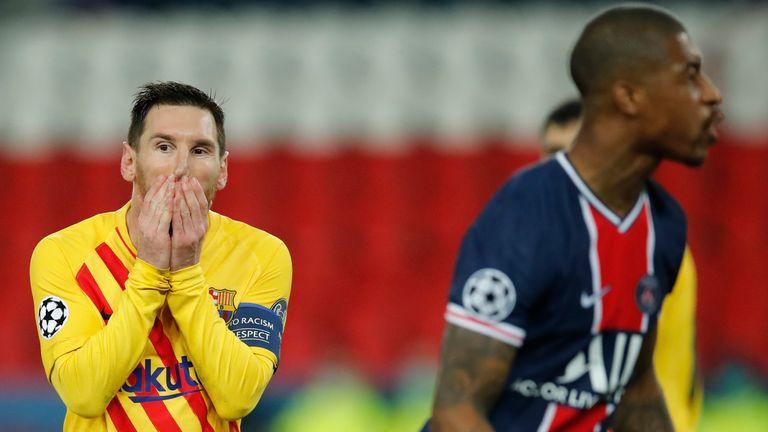УЕФА Аваргуудын лиг Месси, Роналдогүй цааш үргэлжлэхээр боллоо