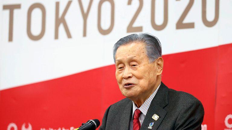 """""""Токио-2020""""-ийн экс дарга дахин эмэгтэйчүүдийг доромжлов"""