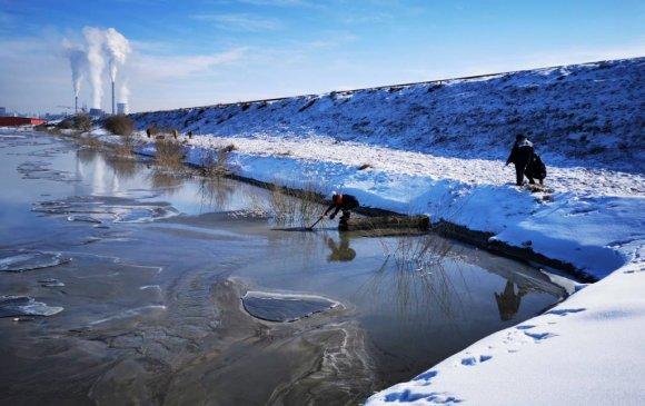 Тунгаагдсан усыг Туул голын сав газар руу зайлуулсан нь тогтоогдсон