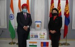 УИХ дахь Монгол-Энэтхэгийн бүлгийн дарга Энэтхэгийн ард түмэнд туслах аяныг эхлүүллээ