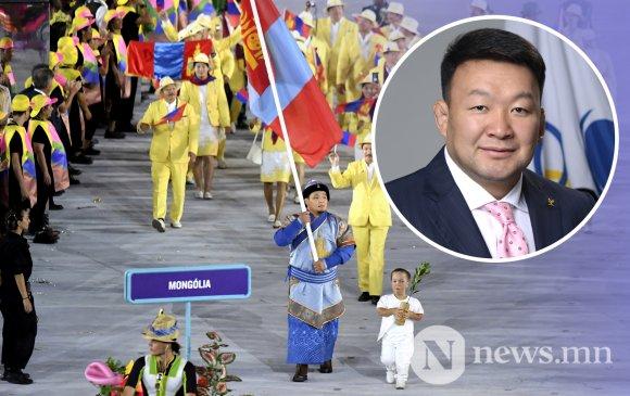 Тамирчид Монголынхоо нэрээр олимпод оролцох эрхгүй болох уу?
