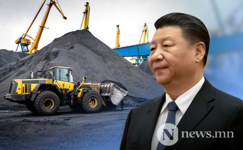 Хятад улс нүүрсний хэрэглээгээ таван жил тутамд бууруулна