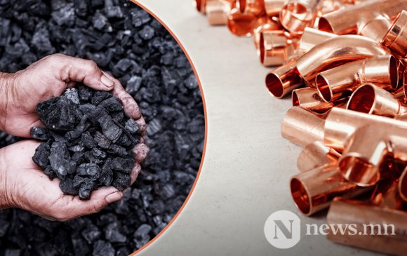 Нүүрсний экспорт нэмэгдэж, зэсийн баяжмалынх буурав