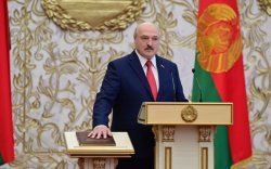 Лукашенко албан тушаалаа шилжүүлэх хуулиа өөрчлөв