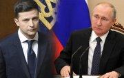 Зеленский Путиныг Донбасст урив