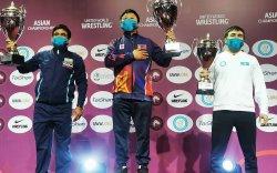 Олимпийн эрх олгох сүүлийн тэмцээнд өрсөлдөх Монголын 5 бөх