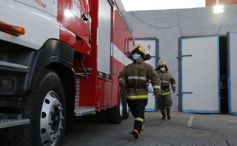 Гал түймрээс 100 хүний амь насыг аварчээ