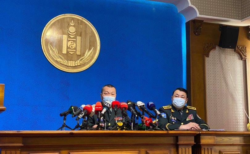 """""""Монгол Улсынхаа аюулгүй байдлыг хангах нь юу юунаас илүү чухал"""""""