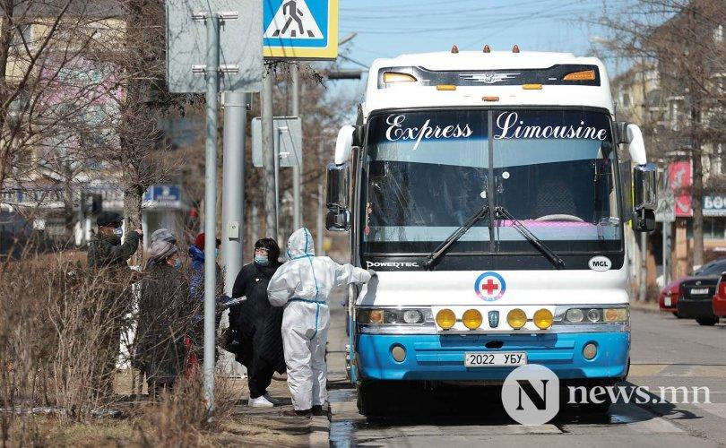 Вакцинжуулалт: Алслагдсан дүүргүүд рүү 76 автобус үйлчилж байна