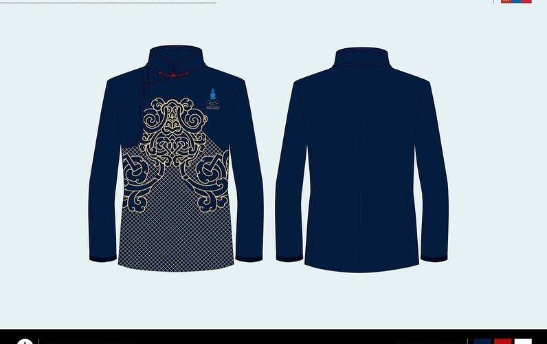 Токио-2020 олимпод оролцох Монгол Улсын тамирчдын өмсөх хувцас